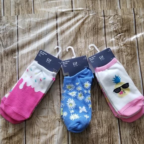 Baby Gap Boys Size 0-3 Months Socks Lot 4 NWT NEW Dinosaurs Bug